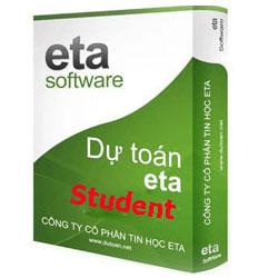 Phần mềm dự toán Eta Student